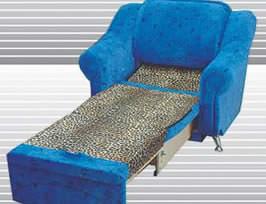 Кресло из дивана своими руками