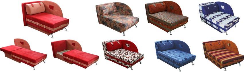Небольшие диванчики, фото