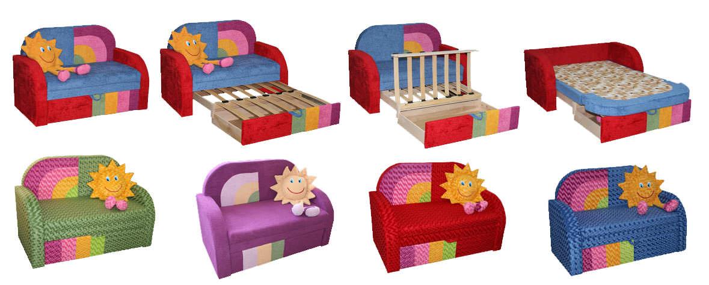 Что лучше купить ребенку 3 лет диван или кровать