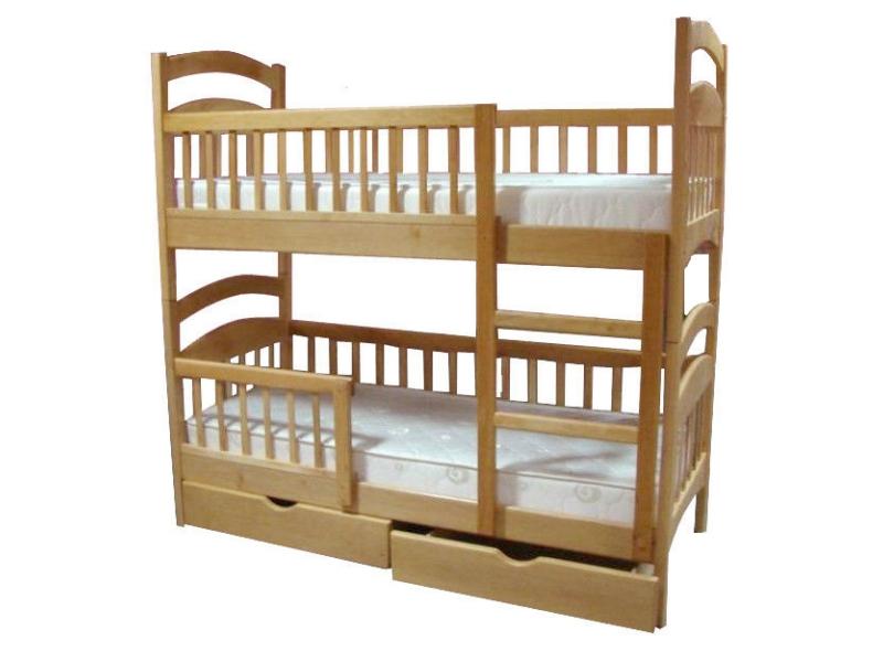 """Усиленный вариант кровати со съёмными перегородками """"Карина Люкс"""""""