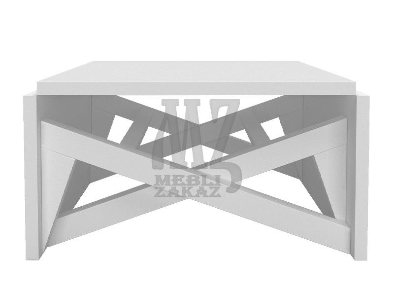стол трансформер из натурального дерева