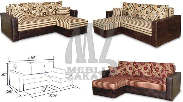 угловой диван сделать самому