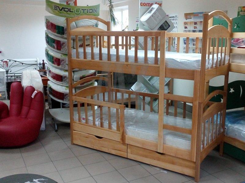 Двухъярусная кровать Карина Люкс Новая