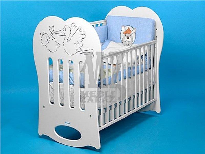 Детские кроватки своими руками фото для новорожденных