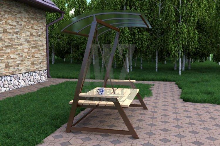 Садовая плетеная мебель, мебель из