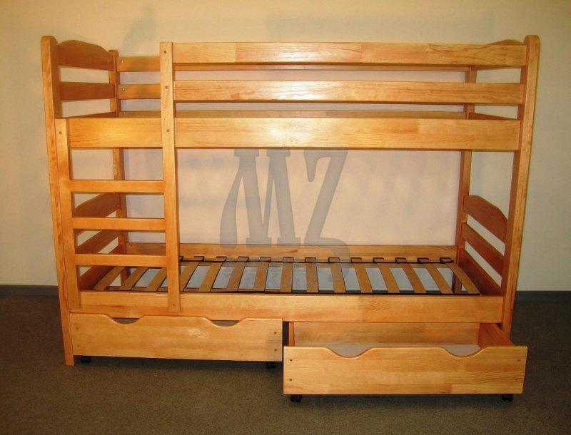 Кровать из натурального дерева, кровать с матрасами, акция