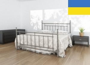 Металлические кровати, кровати из металла, Кровати украинского производства