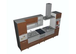 3Д коструктор, кухни