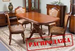 Скидки на столы, стулья и обеденные комплекты