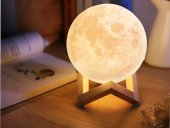 Настольный светильник Magic 3D Moon Light Touch Control Moonlamp