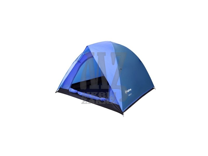 Menco Палатка KingCamp Family 2 (KT3072) Blue