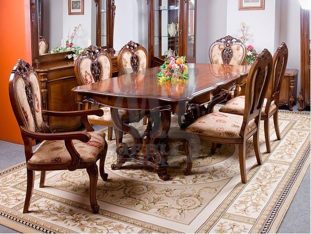 Купить деревянный стол со стульями