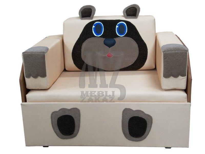 Ribeka Детский диван Мишка (Кубик-боковой)