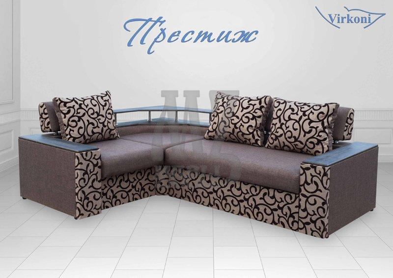 Угловой диван Престиж