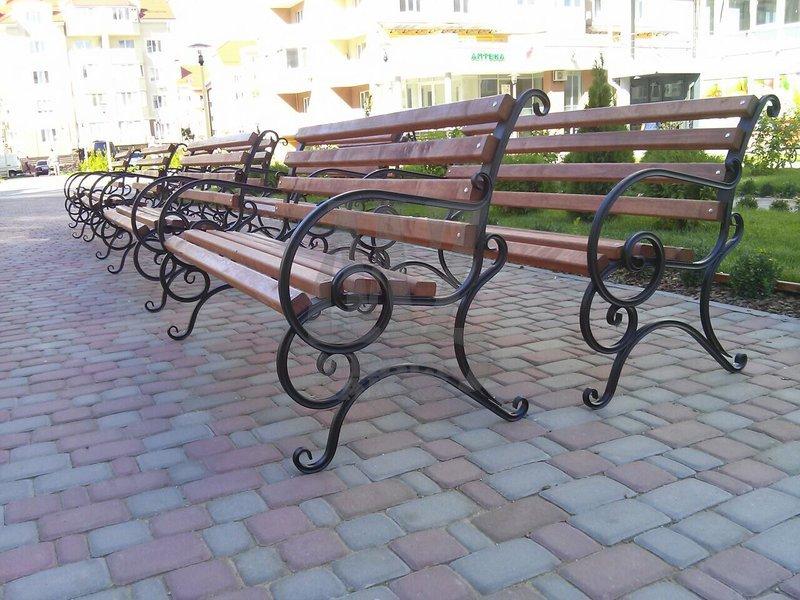 Скамейка парковая (100 cм.)