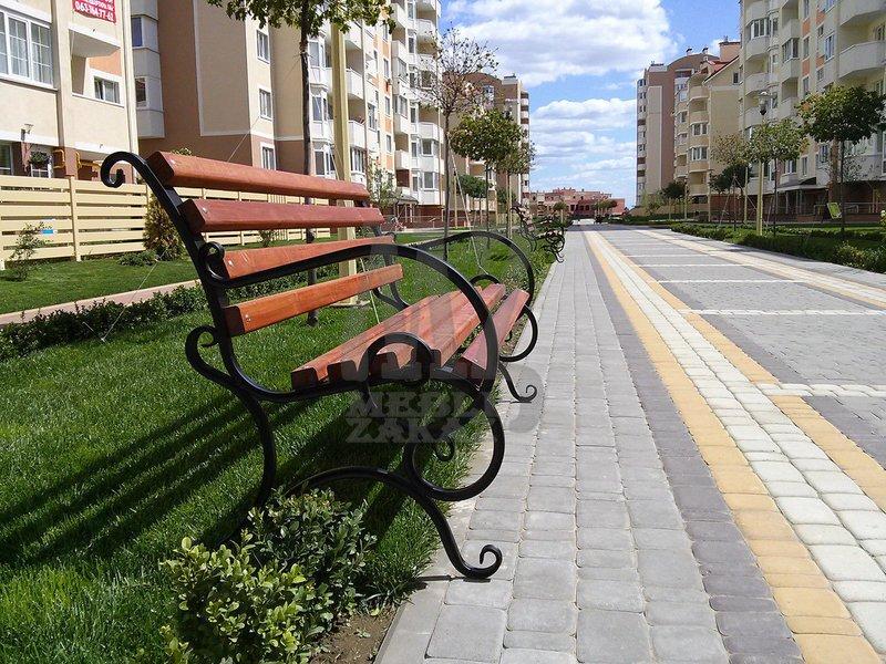 Скамейка парковая (130 cм.)