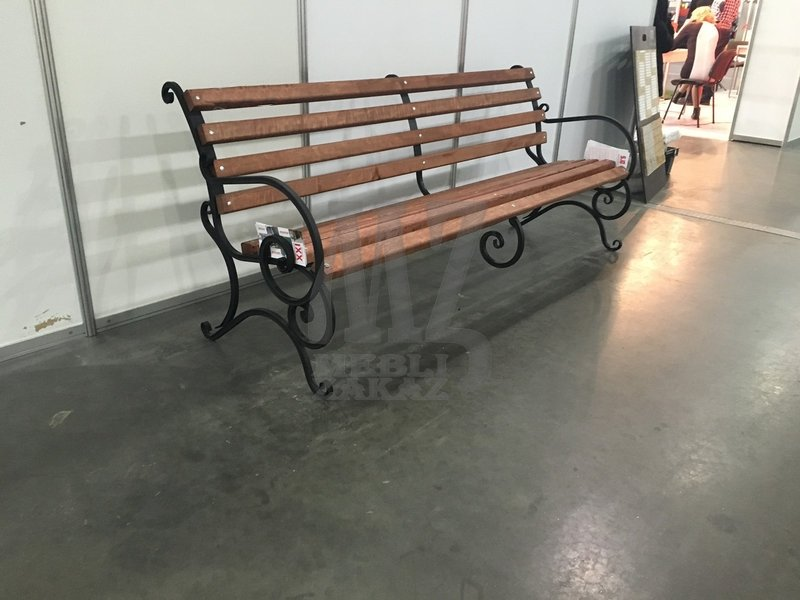 Скамейка садовая (200 cм.)