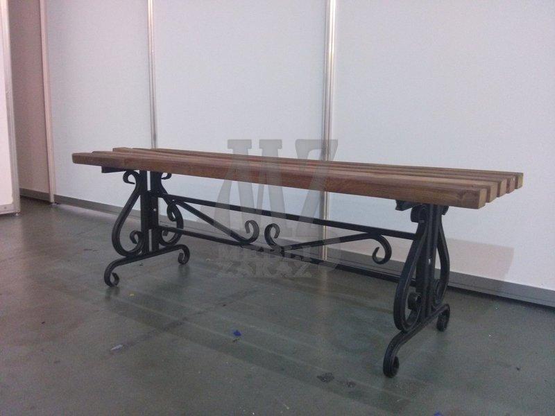 Скамейка садовая Лира (150 см.)