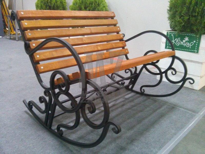 Кресло-качалка  садовая (100 см.)