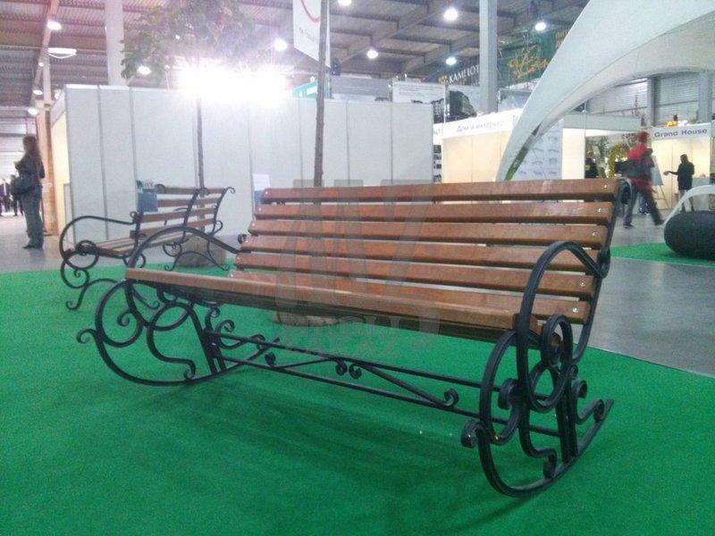 Кресло-качалка садовая (150 см.)