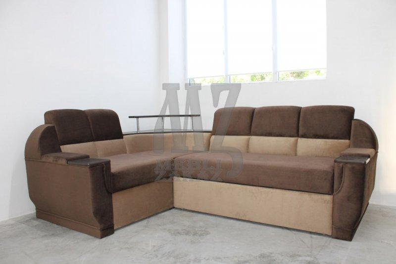Мягкая мебель KMZ – Угловой диван Меркурий