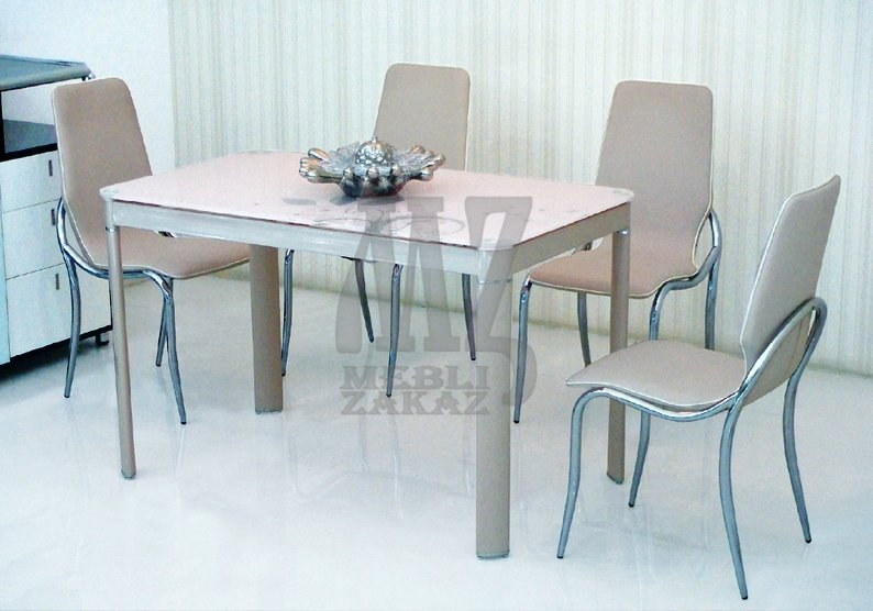 Decor furniture Стол DT-819 и стул F-85