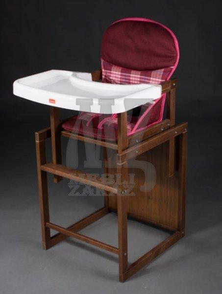 стульчик для кормления трансформер мамина ласка стульчики для