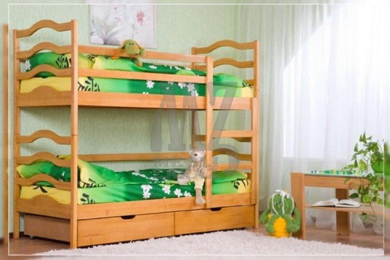 Двухярусная кровать матрас в подарок plantex easy bath матрасик для купания уссурийск магазины
