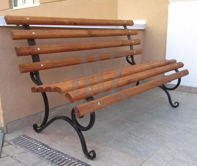 Скамейка садовая (130 cм.)