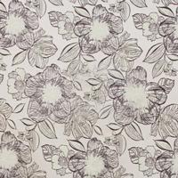 Flowers-beige